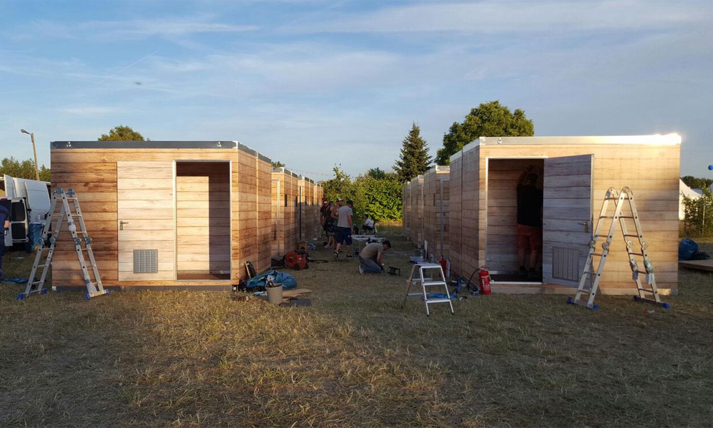 Glamping, Camping & Park Resort